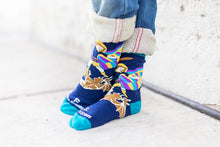 Load image into Gallery viewer, Sock Religious St. Michael Kid Socks