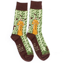 Load image into Gallery viewer, Sock Religious St. Francis of Assisi Adult Socks