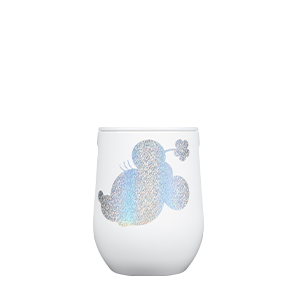 Corkcicle Stemless Disney Minnie Silhoette