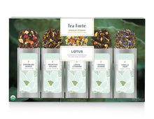 Load image into Gallery viewer, Tea Forte Single Steeps Tea (Various Flavors)