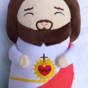 Shining Light Dolls Jesus Plush