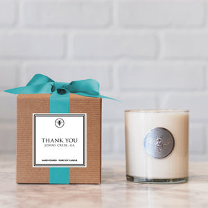 "Ella B ""Thank You"" 11oz Candle"