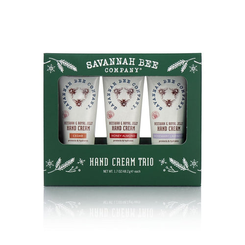Holiday Trio Hand Cream Set