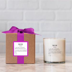 "Ella B ""Mom"" 11oz Candle"