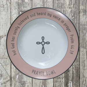 Prayer Bowls - The Anderson Bowl