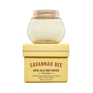 Royal Jelly Body Butter Tupelo Honey