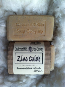 Candace & Kids Local Goats Milk Soap