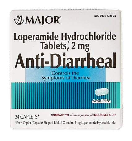 Loperamide 2mg (Anti-Diarrheal) 24ct