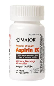Aspirin 325mg 500ct
