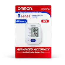 Load image into Gallery viewer, Omron 3 Series Blood Pressure Monitor