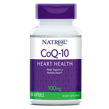 Load image into Gallery viewer, Natrol CoQ-10