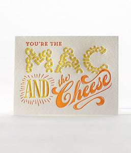 "Elum ""Mac & Cheese"" Card"