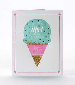 "Elum ""Mint To Be"" Card"
