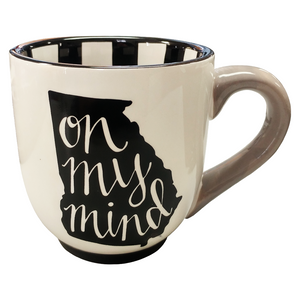 "Mug ""Georgia On My Mind"""
