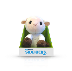 "Tiny Saints Sidekicks™ - ""Lamby"""