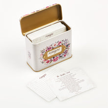 "Load image into Gallery viewer, ""My Prayers"" Prayer Cards in Tins"