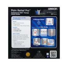 Load image into Gallery viewer, Omron Electrotherapy Pain Relief Unit