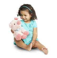 Load image into Gallery viewer, Meadow Medley Piggy Stuffed Animal
