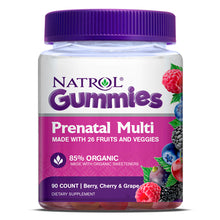 Load image into Gallery viewer, Natrol Prenatal Multi Gummies