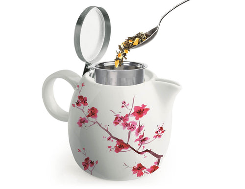 Tea Forte Pugg Teapot & Infuser (Various Designs)