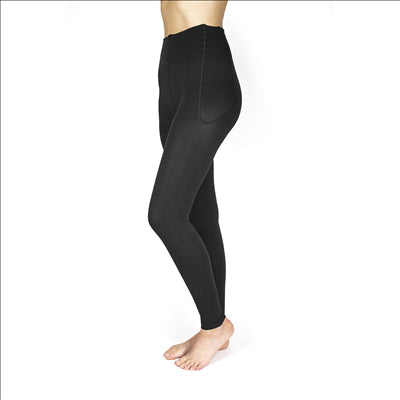 Rejuva Footless Compression Leggings 15-20mmHg
