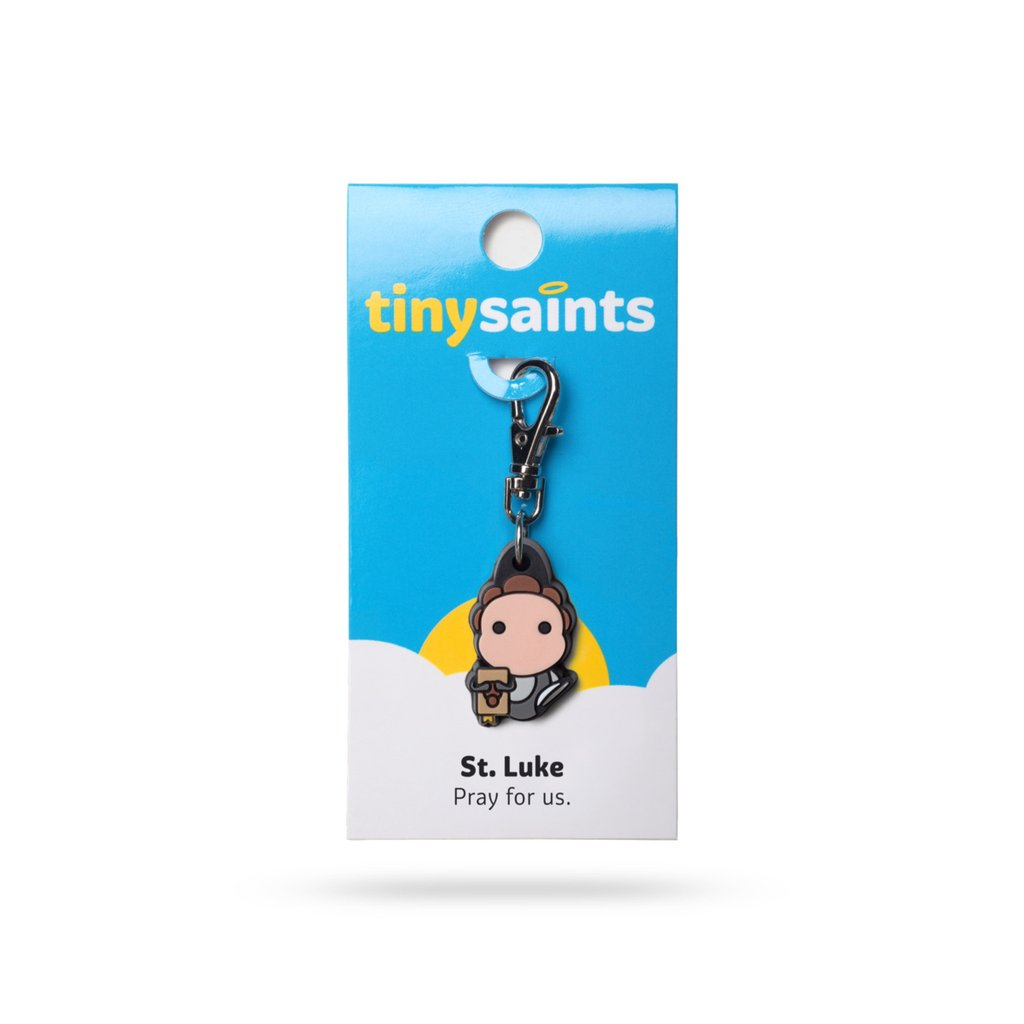 Tiny Saints - St. Luke