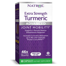 Load image into Gallery viewer, Natrol Extra Strength Turmeric
