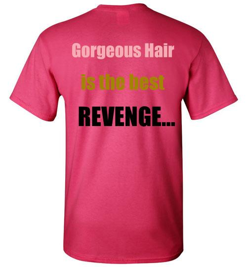 Best Revenge Short Sleeve T-shirt