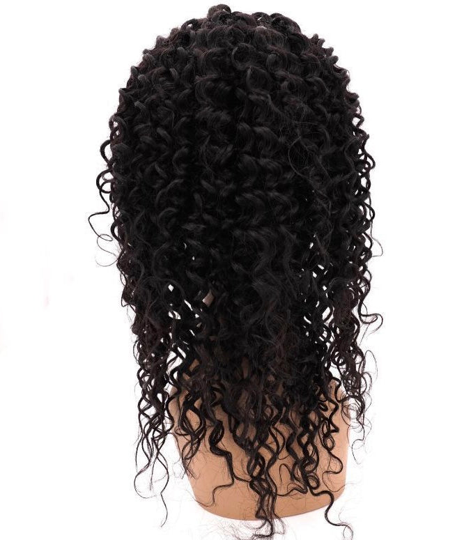 Water Wave Front Lace Wig