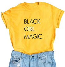 Load image into Gallery viewer, Black Girl Magic T-Shirt
