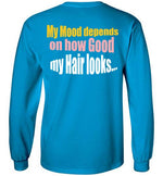 My Mood Long T-Shirt