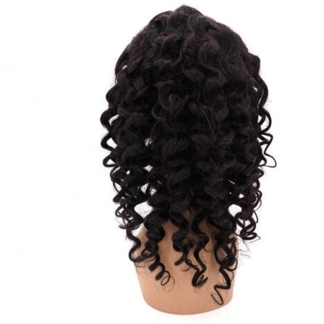 Spanish Curl Front Lace Wig