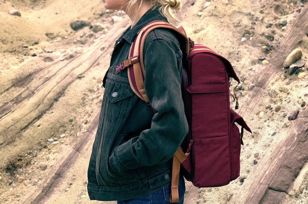 Langly alpha compact camera bag for women