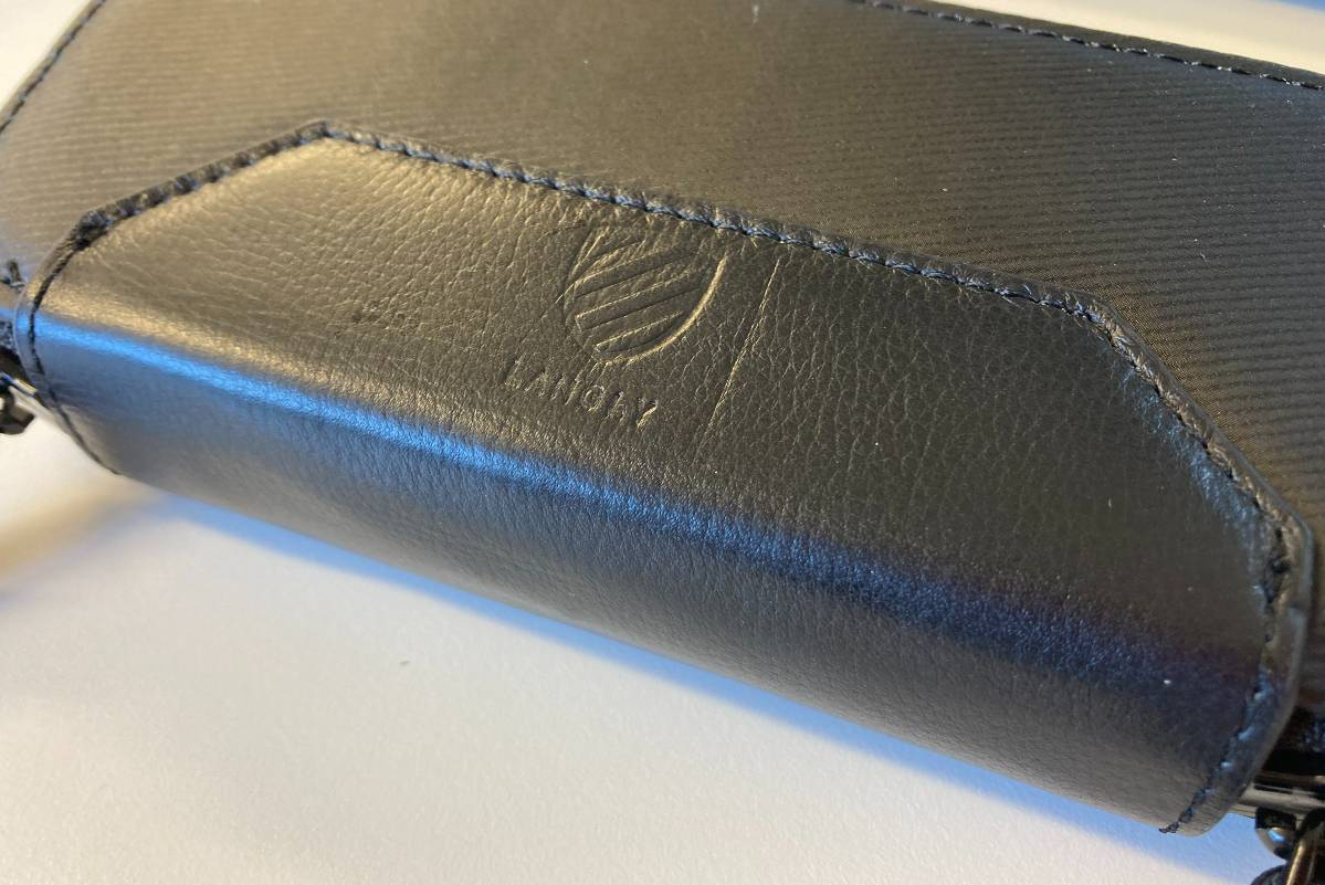 Leather Spine image