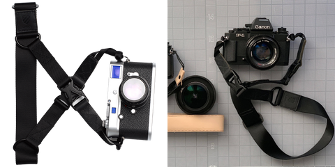 Tactical Camera Strap two images