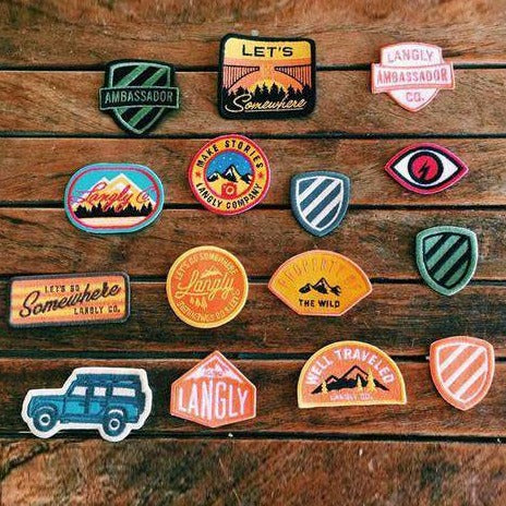 LANGLY ADVENTURE PATCHES