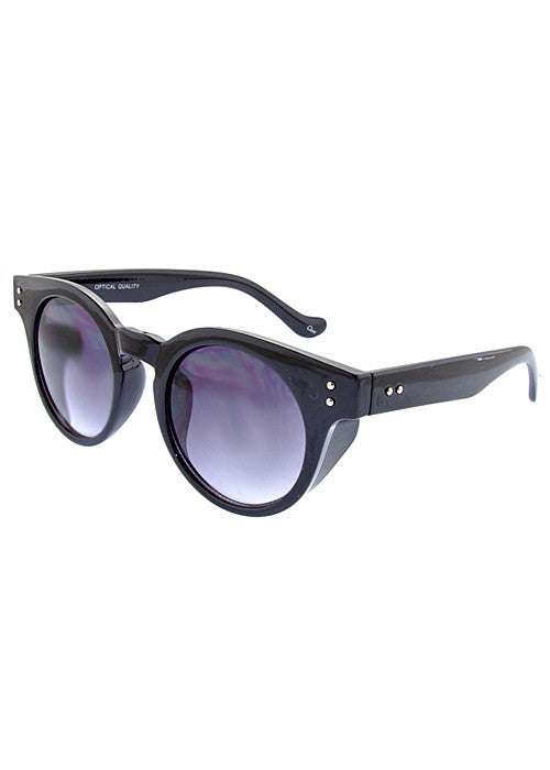 Prague Sunglasses in Black