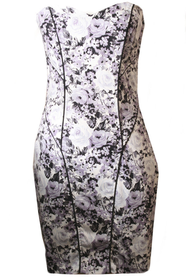 Garden of Eden Corset Dress