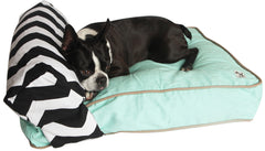 Dog Bed Pillows by Molly Mutt
