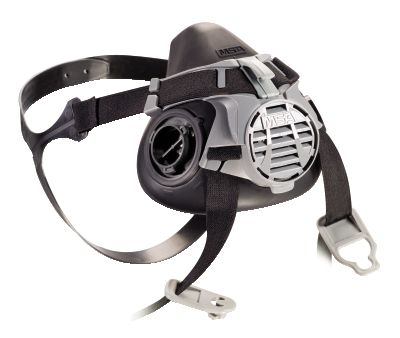 MSA Respirator Advantage 400 Face Piece