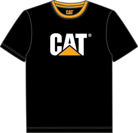 Kids CAT Ringer Tee
