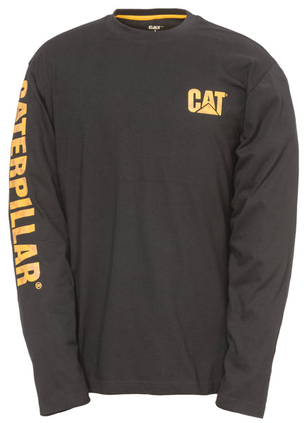 CAT Custom Banner Long Sleeve Tee