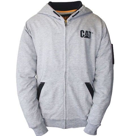 CAT Lightweight  Full Zip Hoody