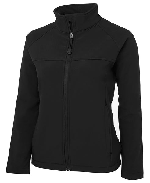 Ladies JB's Softshell Layer Jacket