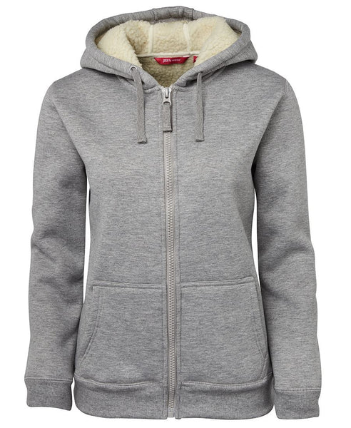 JB's Shepherd Fleece Hooded Jacket