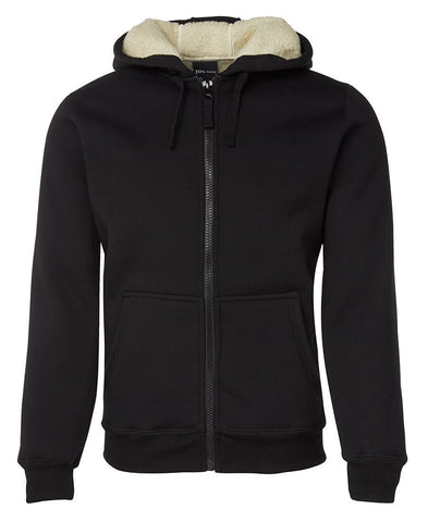 JB's Shepherd Heavyweight Fleece Hooded Jacket