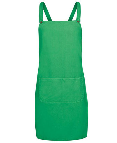 JB'S Cross Back Canvas Apron
