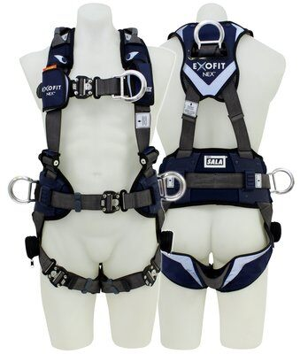 3M™ DBI-SALA® ExoFit NEX™ Confined Space Harness