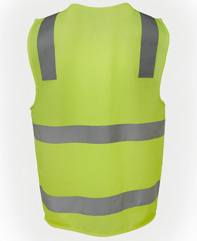 JB's HiVis Safety Vest with Zip Closure