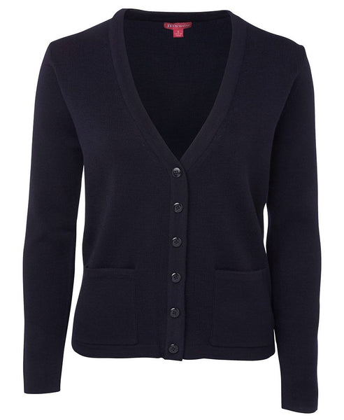 JB'S Ladies Wool Blend Cardigan with Pockets